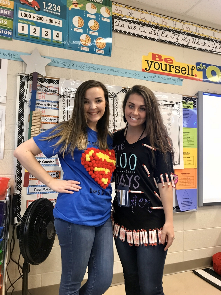 EKU future teacher learns with Ky school host teacher